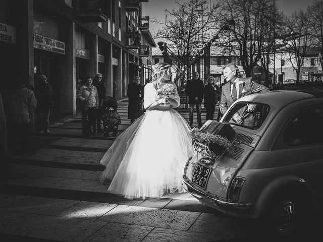 Il matrimonio di Luca e Stefania a Nova Milanese, Monza e Brianza 22