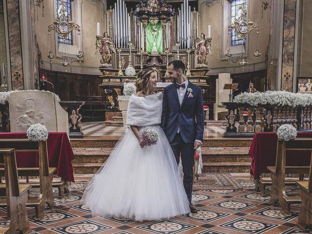Il matrimonio di Luca e Stefania a Nova Milanese, Monza e Brianza 32