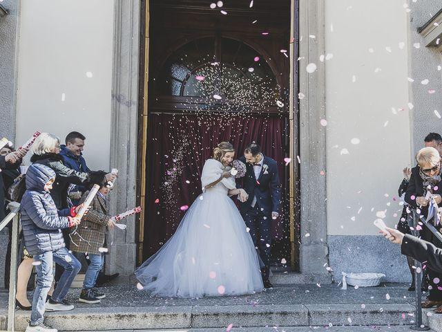 Il matrimonio di Luca e Stefania a Nova Milanese, Monza e Brianza 33