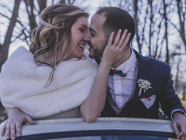 Il matrimonio di Luca e Stefania a Nova Milanese, Monza e Brianza 34