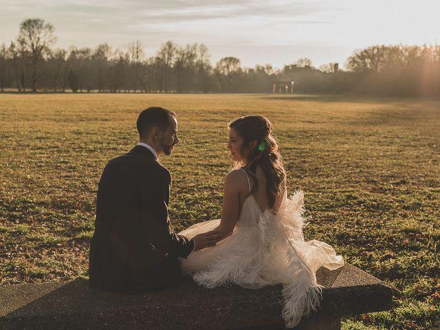 Il matrimonio di Luca e Stefania a Nova Milanese, Monza e Brianza 42