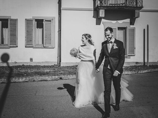 Il matrimonio di Luca e Stefania a Nova Milanese, Monza e Brianza 52
