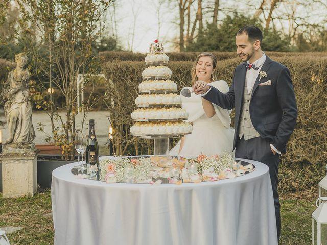 Il matrimonio di Luca e Stefania a Nova Milanese, Monza e Brianza 53