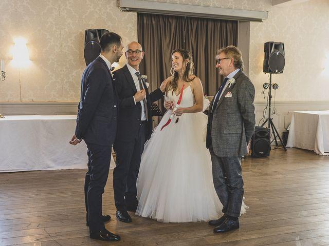 Il matrimonio di Luca e Stefania a Nova Milanese, Monza e Brianza 54