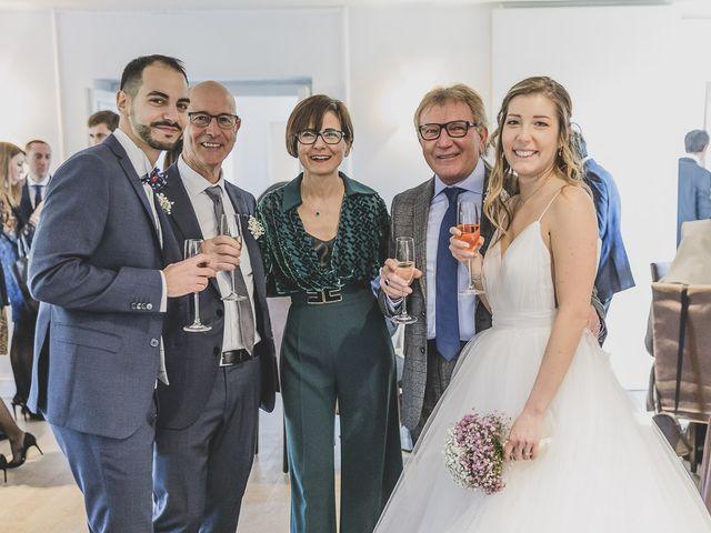 Il matrimonio di Luca e Stefania a Nova Milanese, Monza e Brianza 57