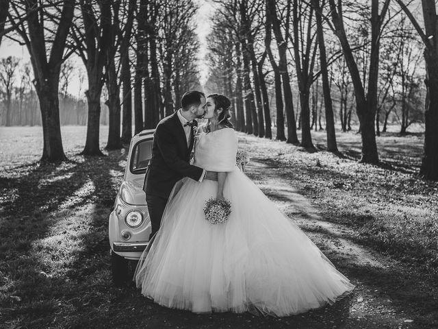 Il matrimonio di Luca e Stefania a Nova Milanese, Monza e Brianza 60