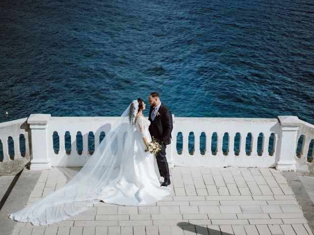 Le nozze di Anna Mariarosaria e Arcangelo