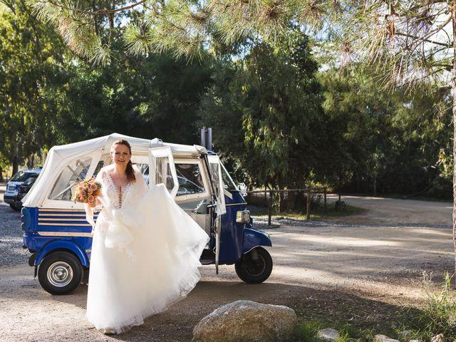 Il matrimonio di Bettina e Andreas a Villasimius, Cagliari 29