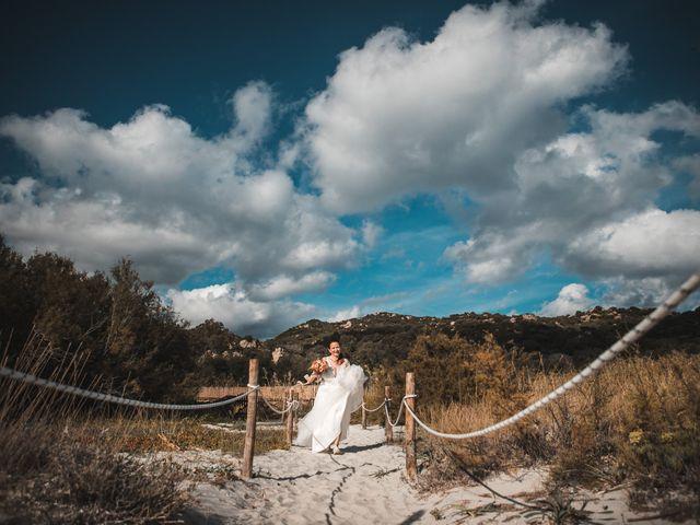 Il matrimonio di Bettina e Andreas a Villasimius, Cagliari 30