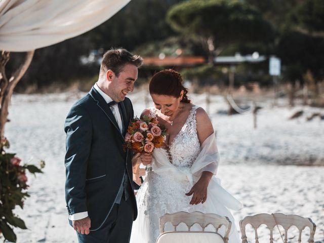 Il matrimonio di Bettina e Andreas a Villasimius, Cagliari 32