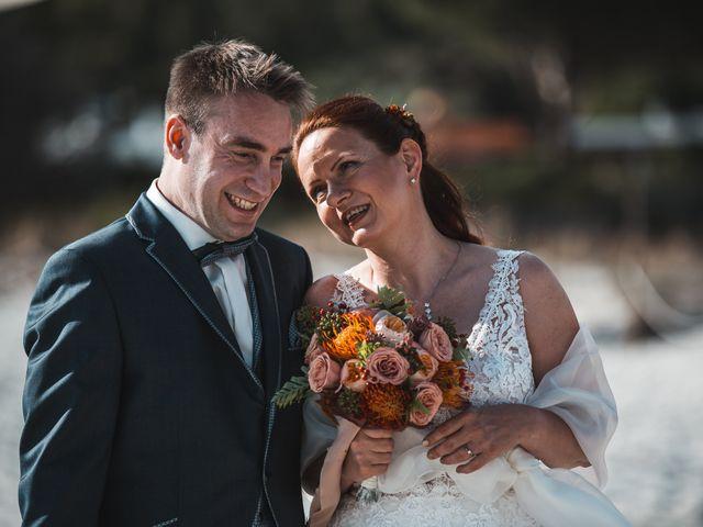 Il matrimonio di Bettina e Andreas a Villasimius, Cagliari 33