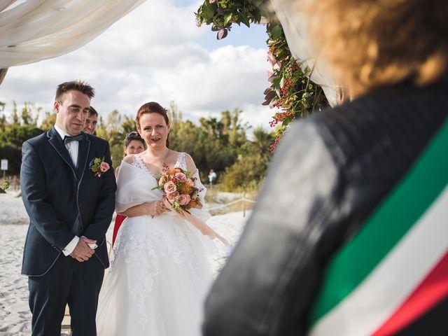 Il matrimonio di Bettina e Andreas a Villasimius, Cagliari 34