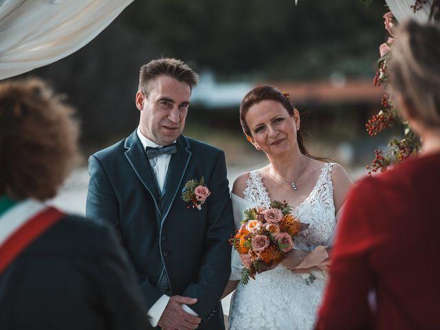 Il matrimonio di Bettina e Andreas a Villasimius, Cagliari 35