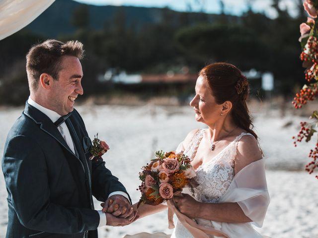 Il matrimonio di Bettina e Andreas a Villasimius, Cagliari 36
