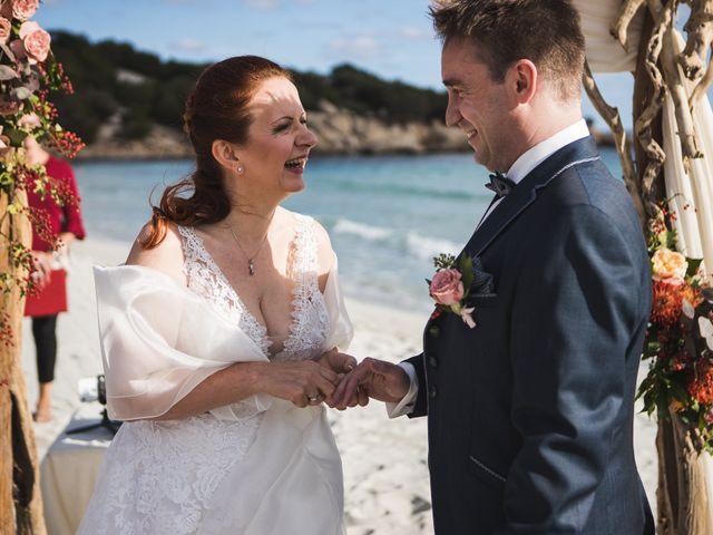 Il matrimonio di Bettina e Andreas a Villasimius, Cagliari 42