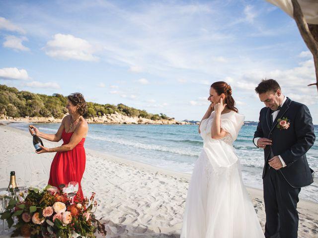 Il matrimonio di Bettina e Andreas a Villasimius, Cagliari 44