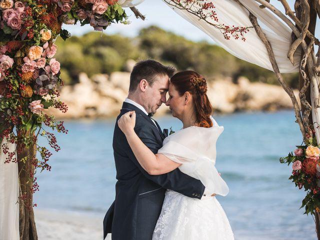 Il matrimonio di Bettina e Andreas a Villasimius, Cagliari 47
