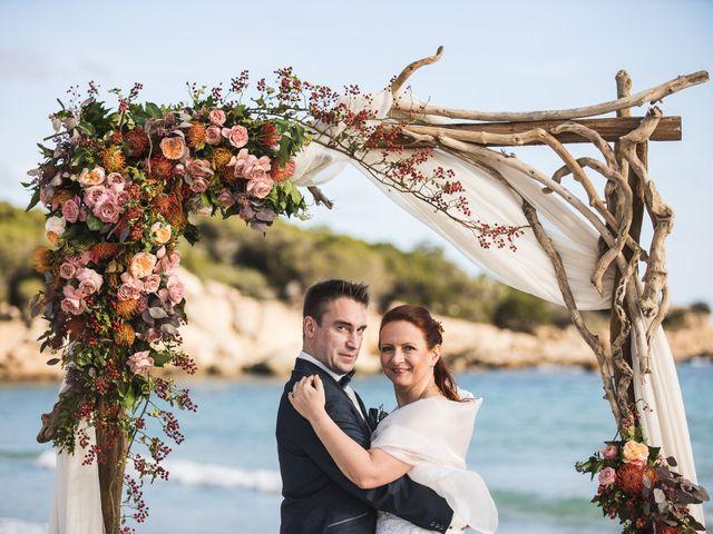 Il matrimonio di Bettina e Andreas a Villasimius, Cagliari 48