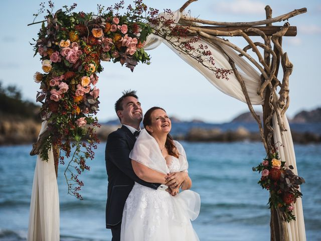 Il matrimonio di Bettina e Andreas a Villasimius, Cagliari 50