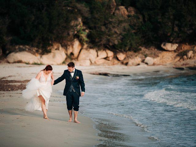 Il matrimonio di Bettina e Andreas a Villasimius, Cagliari 53