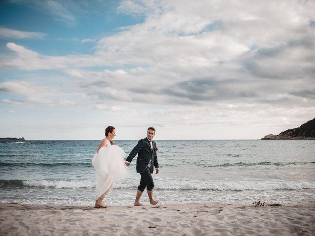 Il matrimonio di Bettina e Andreas a Villasimius, Cagliari 54