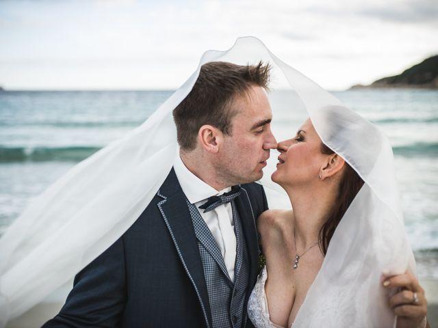 Le nozze di Andreas e Bettina