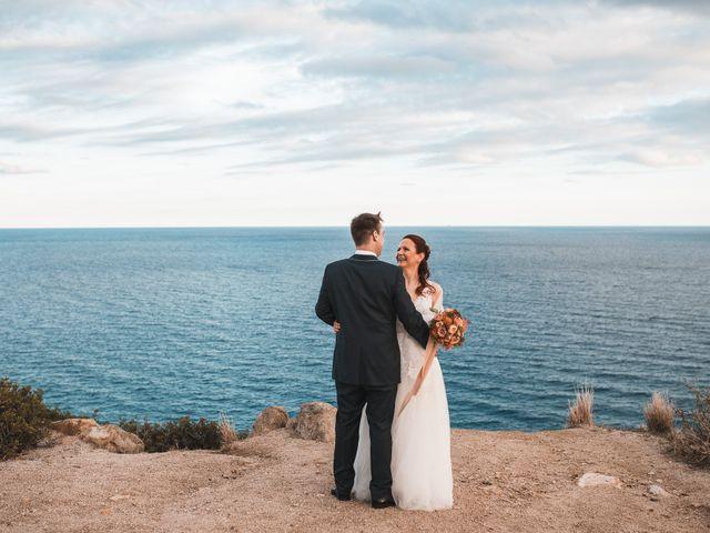 Il matrimonio di Bettina e Andreas a Villasimius, Cagliari 64