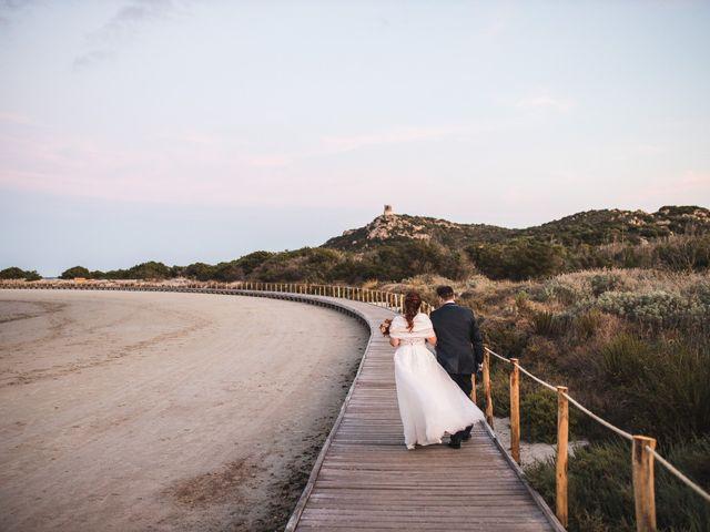 Il matrimonio di Bettina e Andreas a Villasimius, Cagliari 72