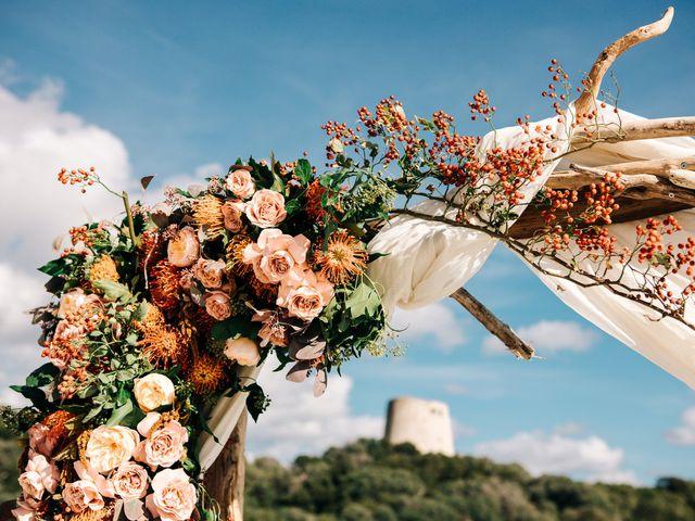Il matrimonio di Bettina e Andreas a Villasimius, Cagliari 77