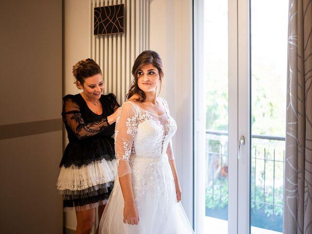 Il matrimonio di Raffaele e Valeria a Pesaro, Pesaro - Urbino 13