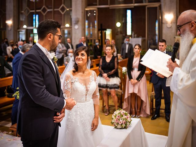 Il matrimonio di Raffaele e Valeria a Pesaro, Pesaro - Urbino 23