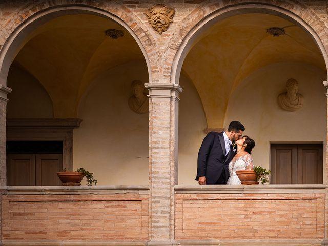 Il matrimonio di Raffaele e Valeria a Pesaro, Pesaro - Urbino 56