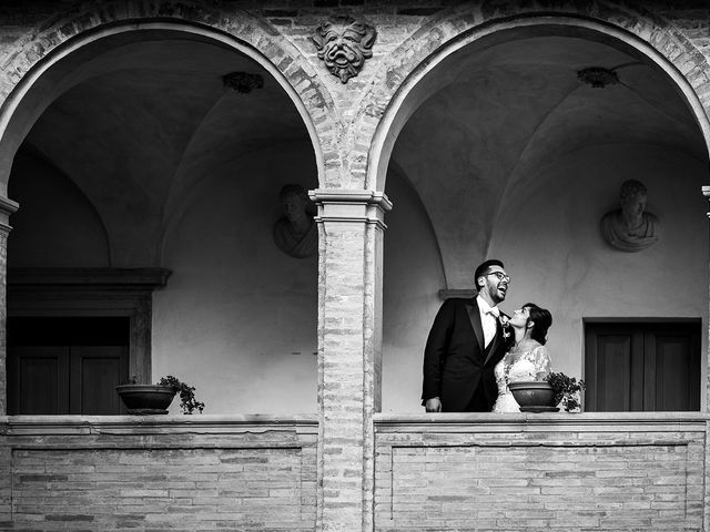 Il matrimonio di Raffaele e Valeria a Pesaro, Pesaro - Urbino 58