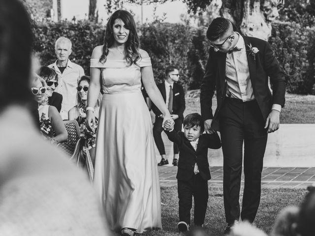 Il matrimonio di Michela e Luca a Avellino, Avellino 17