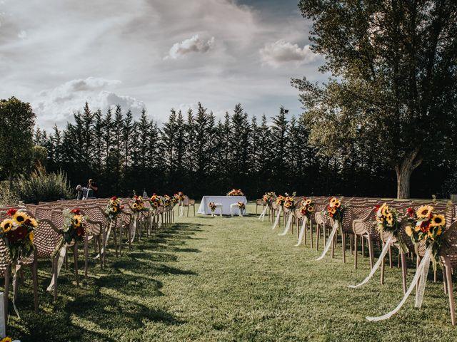 Il matrimonio di Michela e Luca a Avellino, Avellino 19