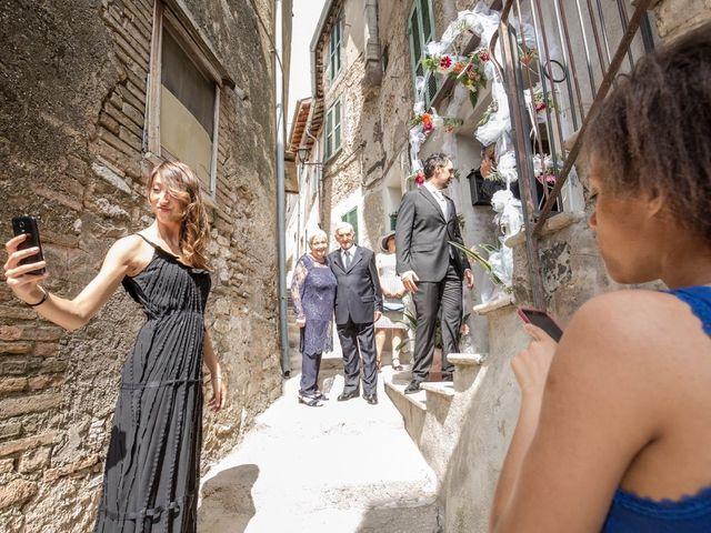 Il matrimonio di Andrea e Sara a Poggio Mirteto, Rieti 6