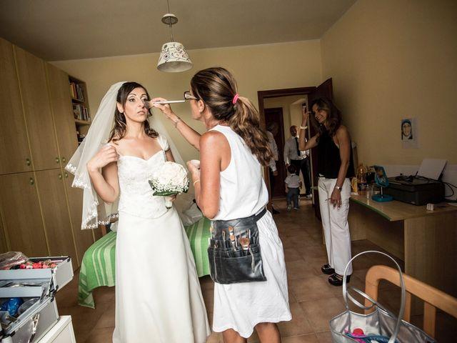 Il matrimonio di Andrea e Sara a Poggio Mirteto, Rieti 8