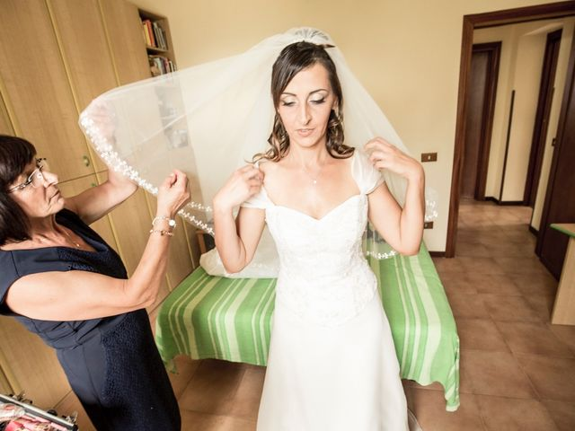 Il matrimonio di Andrea e Sara a Poggio Mirteto, Rieti 9