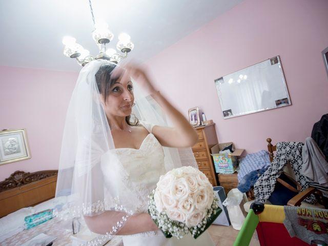 Il matrimonio di Andrea e Sara a Poggio Mirteto, Rieti 10