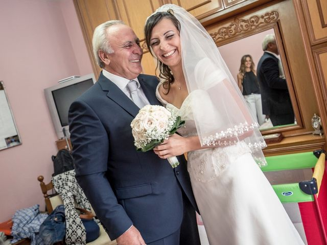 Il matrimonio di Andrea e Sara a Poggio Mirteto, Rieti 11