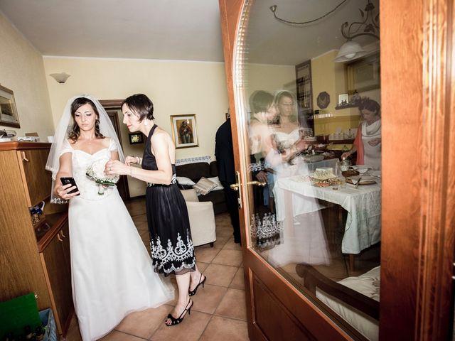 Il matrimonio di Andrea e Sara a Poggio Mirteto, Rieti 12