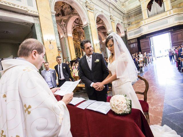 Il matrimonio di Andrea e Sara a Poggio Mirteto, Rieti 14