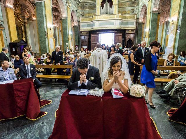 Il matrimonio di Andrea e Sara a Poggio Mirteto, Rieti 15