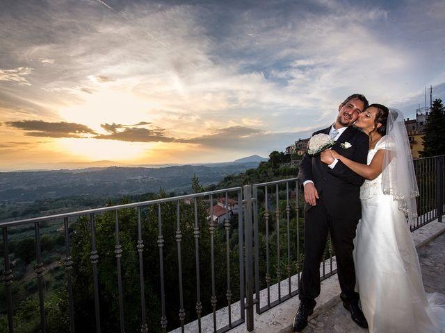 Il matrimonio di Andrea e Sara a Poggio Mirteto, Rieti 1