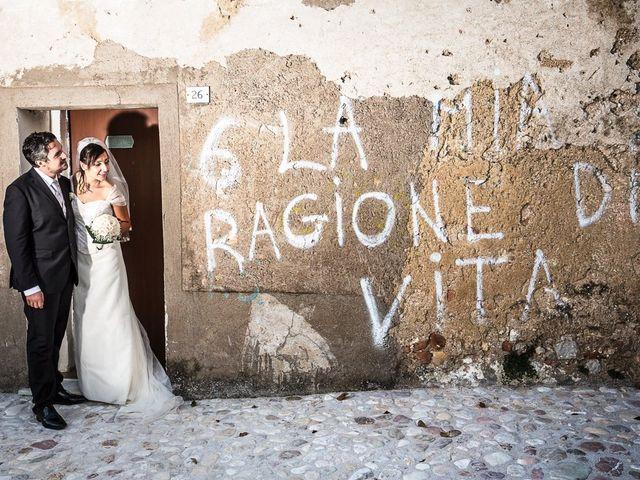 Il matrimonio di Andrea e Sara a Poggio Mirteto, Rieti 16