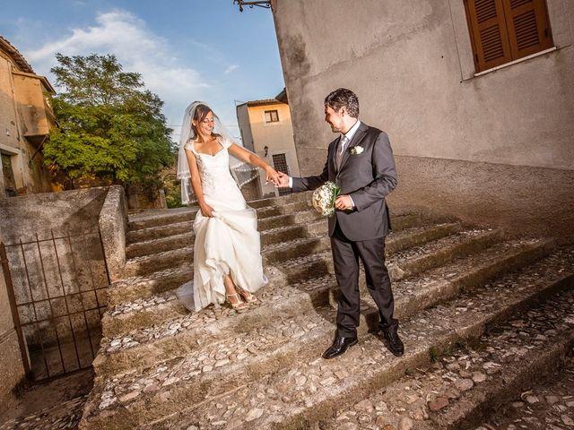 Il matrimonio di Andrea e Sara a Poggio Mirteto, Rieti 18