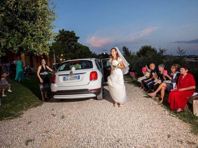 Il matrimonio di Andrea e Sara a Poggio Mirteto, Rieti 19