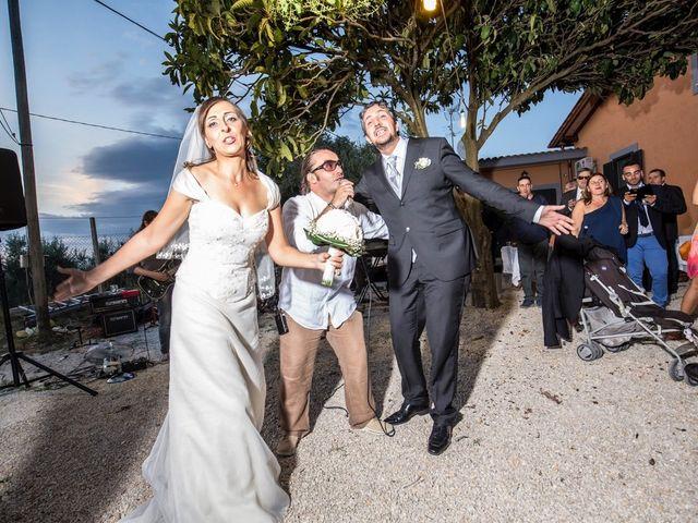 Il matrimonio di Andrea e Sara a Poggio Mirteto, Rieti 21