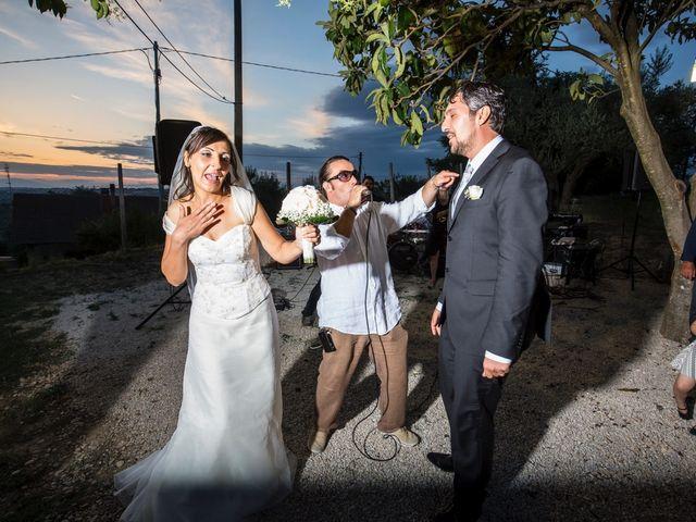 Il matrimonio di Andrea e Sara a Poggio Mirteto, Rieti 22