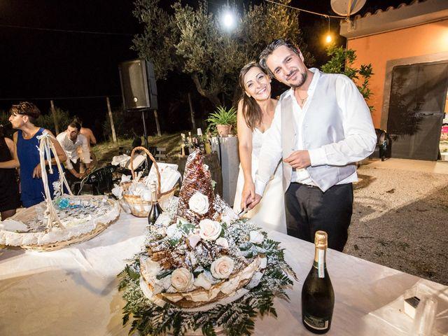 Il matrimonio di Andrea e Sara a Poggio Mirteto, Rieti 27